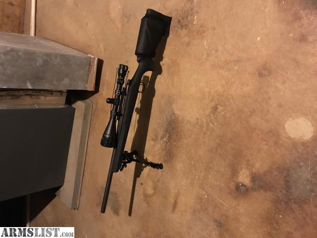 ARMSLIST - For Sale: Remington 700 tactical  223 cheek pad