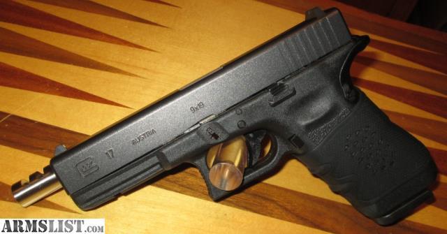 Dallas Gun Trader >> ARMSLIST - For Sale: lone wolf G17 ported barrel