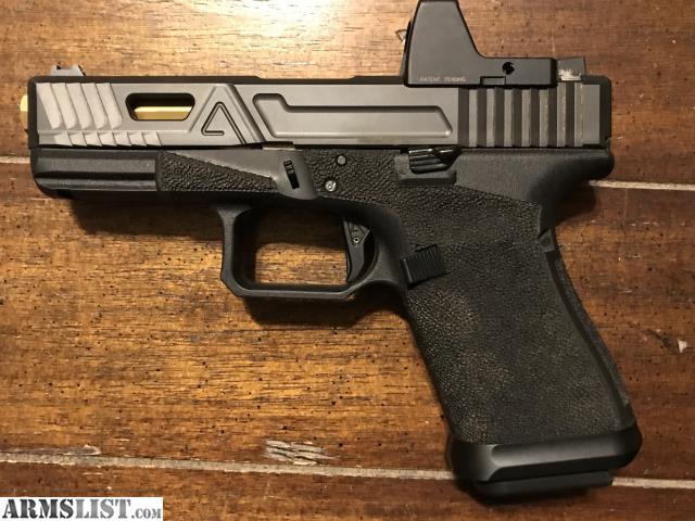 ARMSLIST - For Sale/Trade: Agency arms glock 19 gen 4