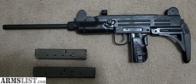 ARMSLIST - For Sale: NEW UZI 9mm Carbine Semi-Auto UC-9