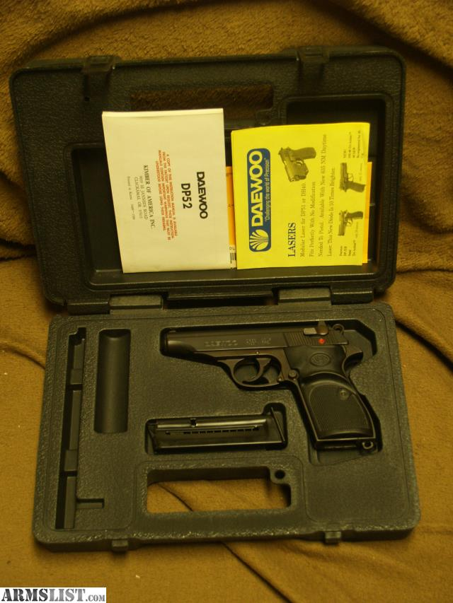 ARMSLIST - For Sale: NEW in Box Daewoo DP52