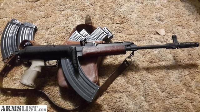 ARMSLIST - For Sale/Trade: Heavily Upgraded VZ-58