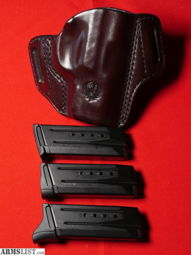 ARMSLIST - For Sale: Mitch Rosen SR9c SR40c holster