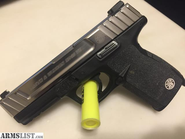 ARMSLIST - For Trade: S&W SD40VE Polished Stainless