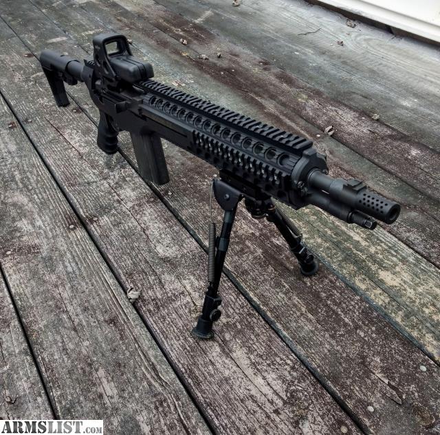 For Sale/Trade: Springfield M1A Socom II