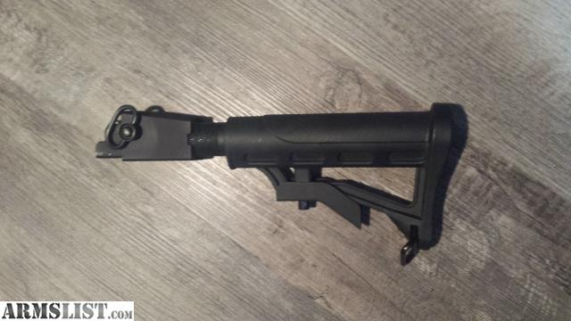 ARMSLIST - For Sale: AK stock adapter