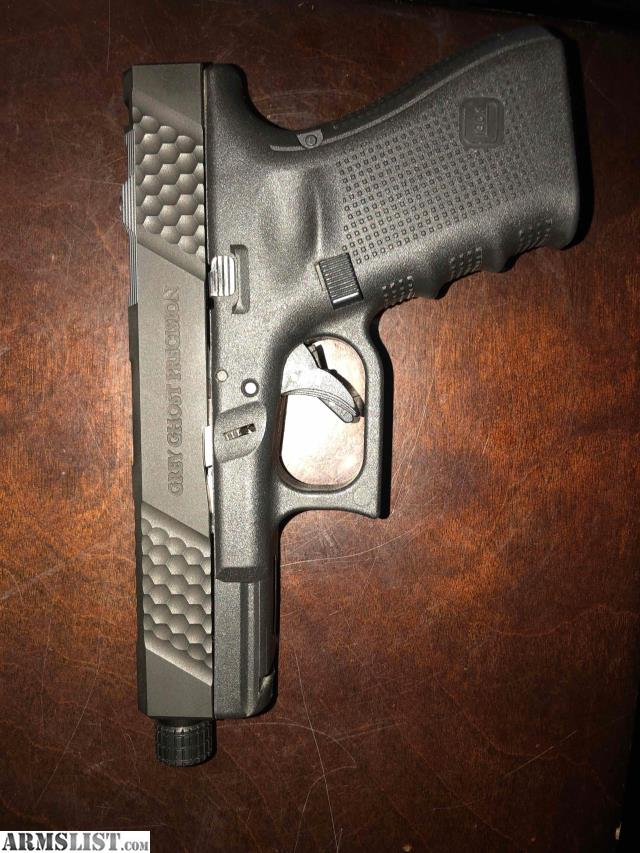 ARMSLIST - For Sale/Trade: Grey Ghost Precision Glock 19