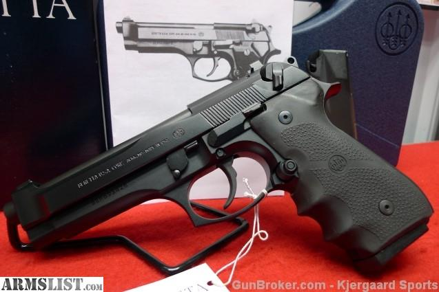 ARMSLIST - For Sale: Beretta 92FS Brigadier 9mm LIKE NEW
