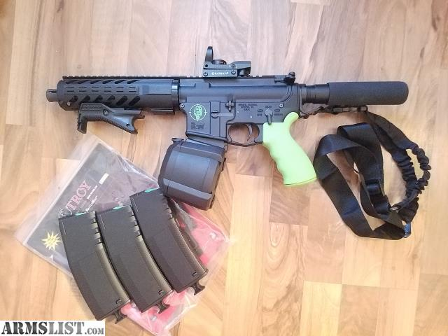 armslist for sale spikes tactical zombie 300 blackout