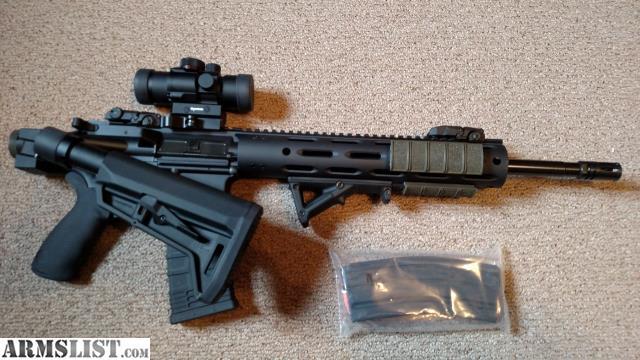 ARMSLIST - For Sale: Dead Foot Arms AR-15 Folding Stock Kit (Sale