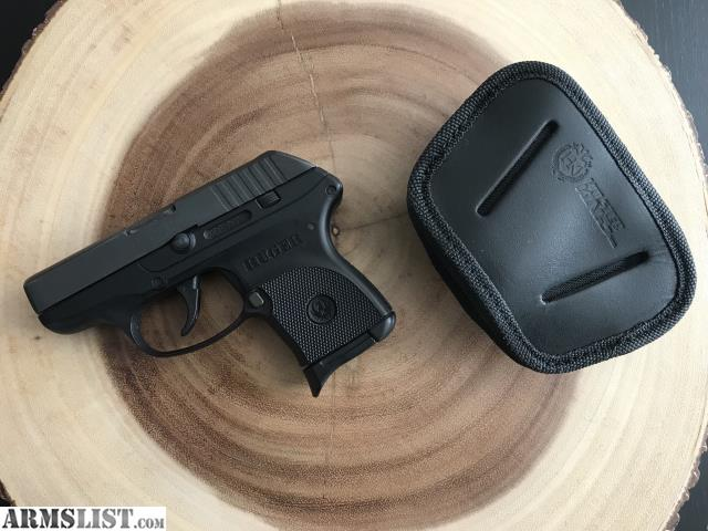ARMSLIST - For Sale: Ruger LCP  380 and leather holster