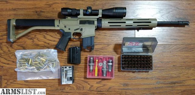 ARMSLIST - For Sale: 6 5 Grendel w/ ammo, reloading supplies