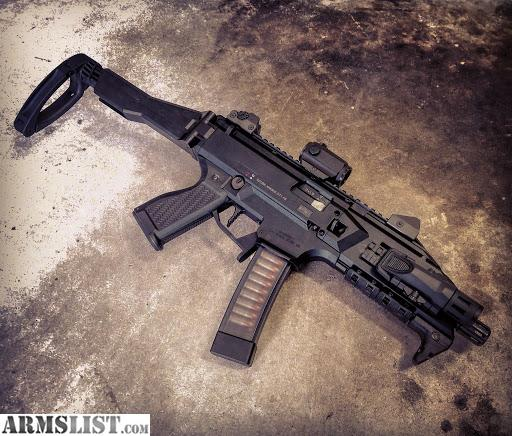 Ps90 For Sale >> ARMSLIST - For Sale: WTT Loaded Cz Scorpion Pistol for Fn Ps90