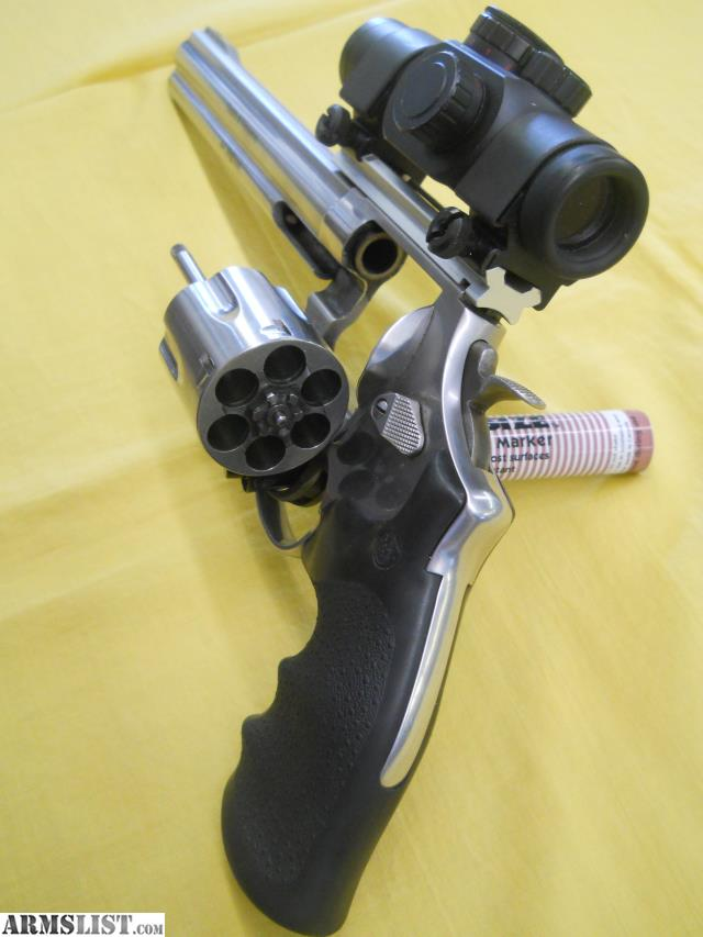 """Bushnell Trophy Red Dot Trs 25 3 Moa Red Dot Reticle: For Sale: SMITH & WESSON 629 CLASSIC 8-1/4"""" 44"""