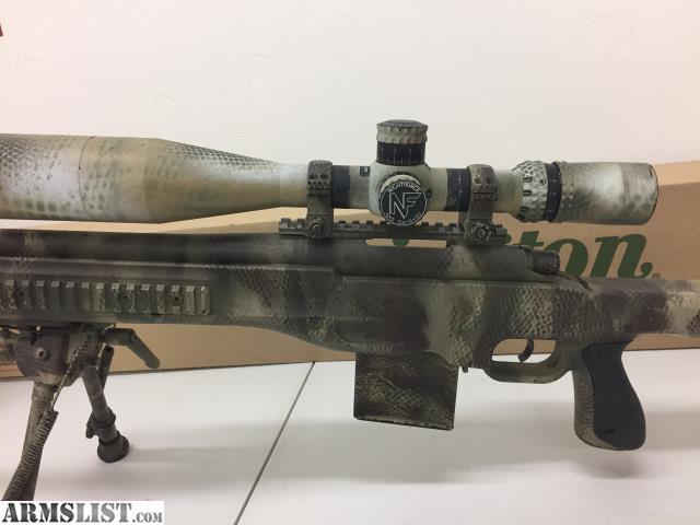 ARMSLIST - For Sale: Remington 700 Sniper Rifle