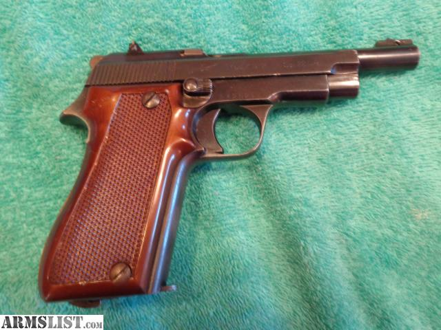 "Unique Auto Import >> ARMSLIST - For Sale: FRENCH ""UNIQUE"" 22LR"