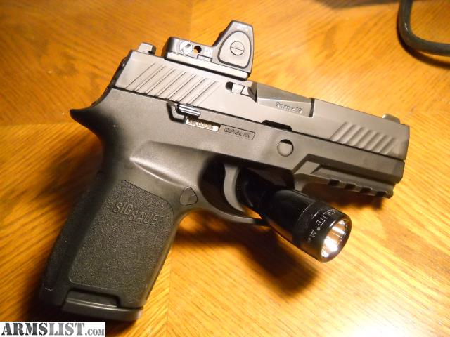 P320 Compact Slide For Sale