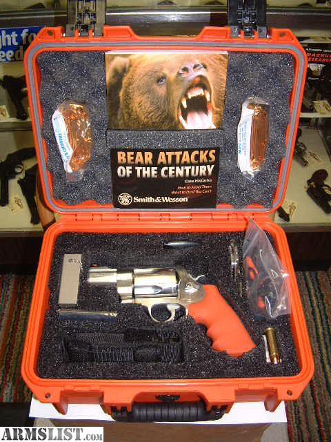 ARMSLIST - Want To Buy: S&W 500 BEAR SURVIVAL KIT.