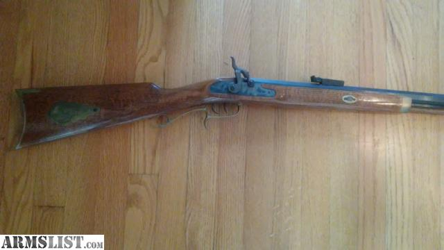 Connecticut valley Arms hawken Rifle Manual