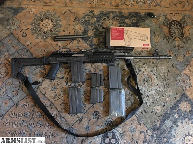Armslist For Sale Zastava M77 308 7 62x51 Ak47
