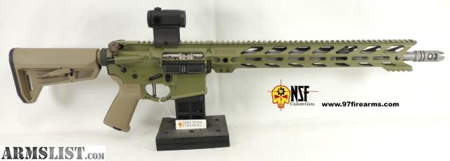 ARMSLIST - For Sale: NCR-1C, AR-15, FZ Nickel BCG & Feed