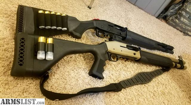 ARMSLIST - For Sale/Trade: NIB Customized Tactical 930 Mossberg