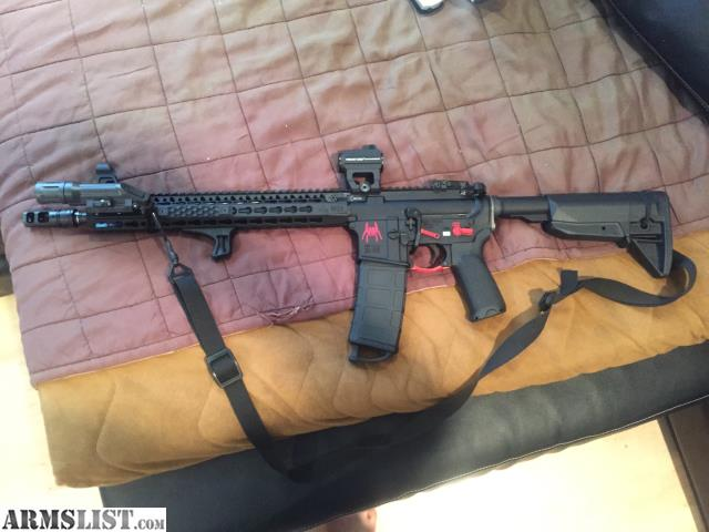 Armslist For Sale Bcm 14 5 Ar15 W 9 Pmags And Case