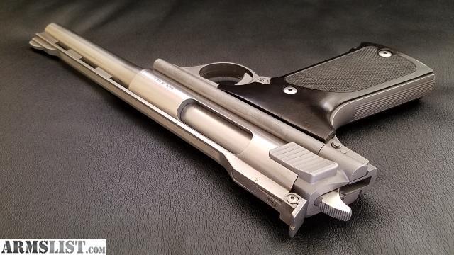 armslist for sale amt 44 automag pistol amp model 180 build in north hollywood. Black Bedroom Furniture Sets. Home Design Ideas