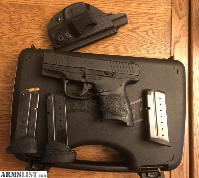 Walther Pps M2 9mm Accessories – Jerusalem House
