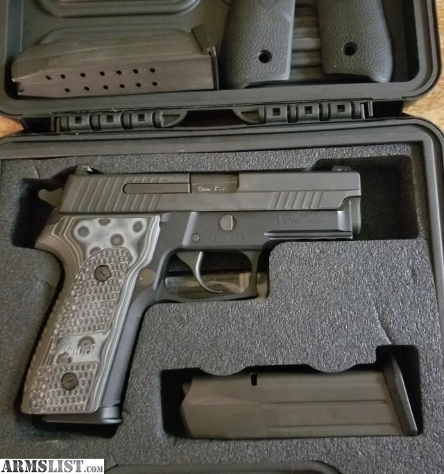 For Sale Trade Sig Sauer P229 9mm Tacpac With