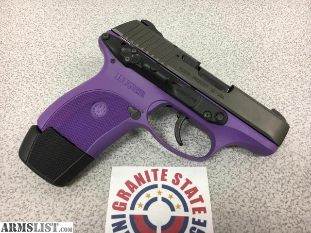 ARMSLIST - For Sale: Ruger LC9 9mm Purple with Laserlyte Laser!!!