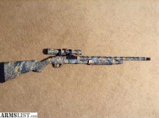 ARMSLIST - For Sale: Mossberg 835 camo turkey gun