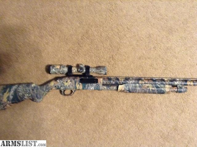 ARMSLIST - For Sale: Mossberg 835 camo turkey gun
