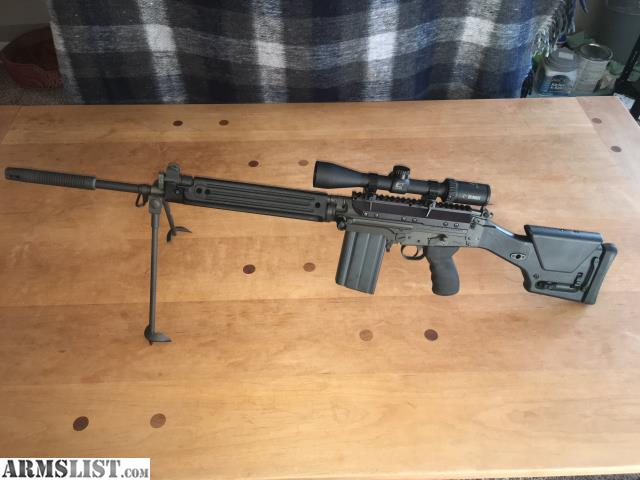 ARMSLIST - For Sale: DSA SA 58 FN/FAL