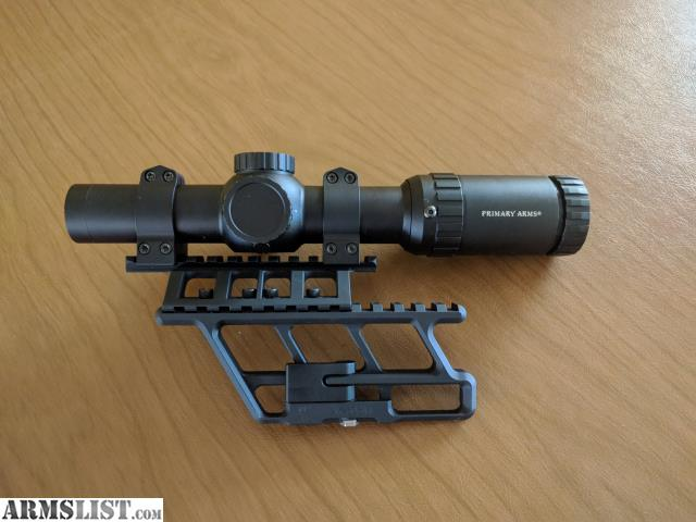 Armslist For Sale Ak47 Scope Package Primary Arms 1 6