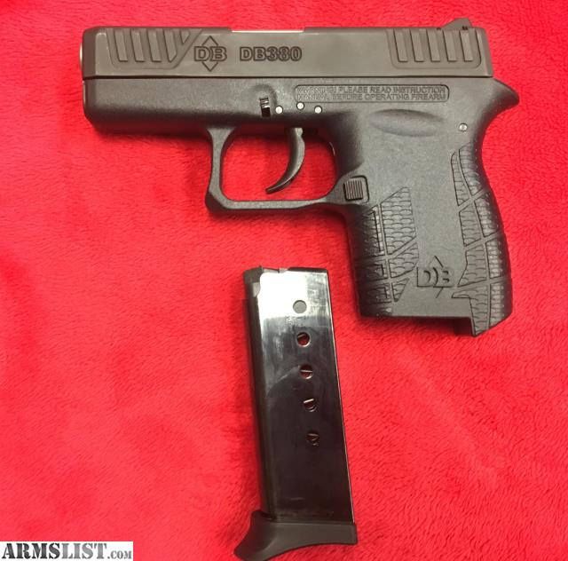 Armslist for sale diamond back db380 380 acp w 1 mag for Golden nugget pawn jewelry holiday fl