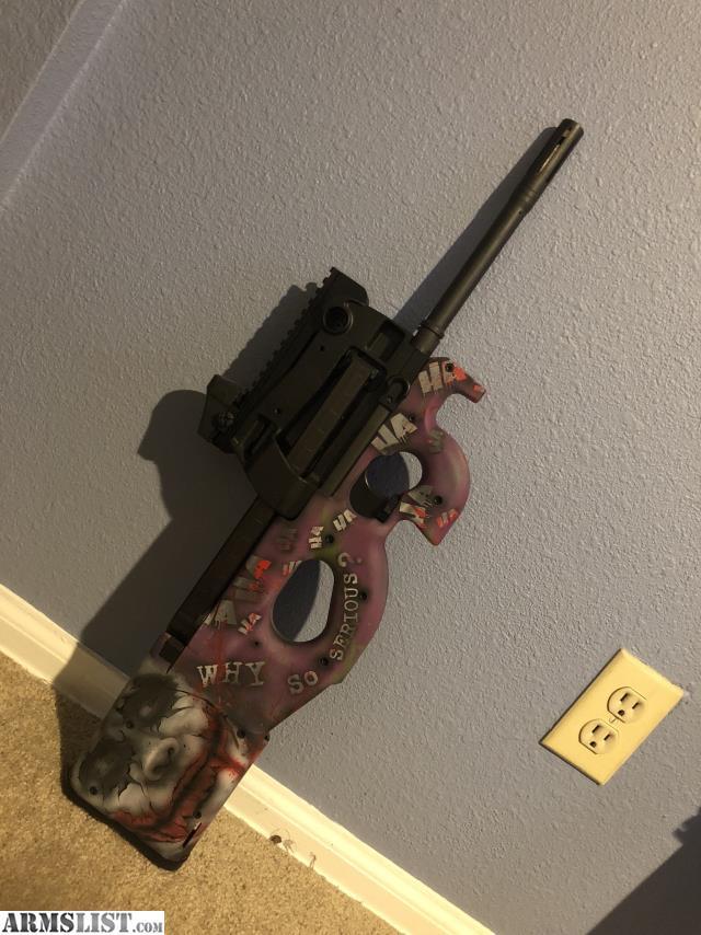 Armslist For Sale Custom Joker Cerakoted Fn Ps90