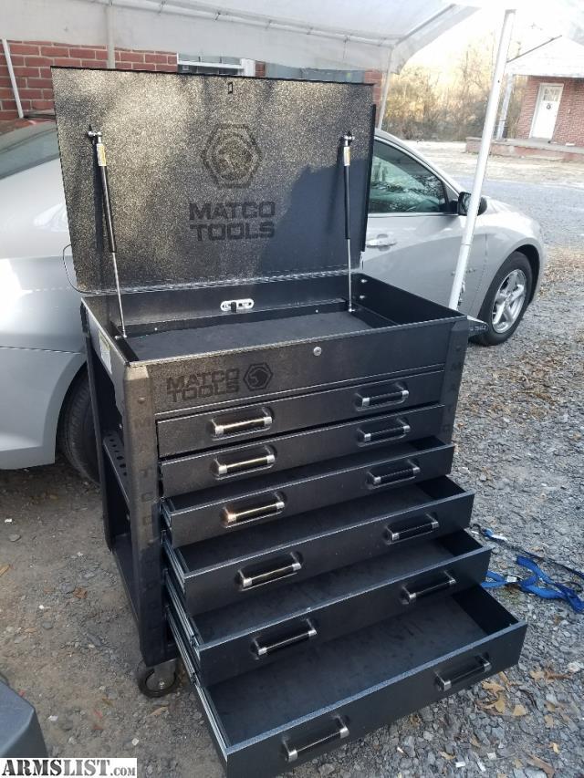ARMSLIST - For Sale/Trade: Matco tool box