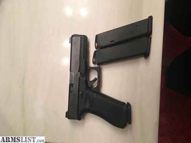 ARMSLIST - For Sale: Glock 17 Gen 5 w/ Beveled frame for Glock Gen 1/3