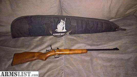 Chipmunk 22 Rifle