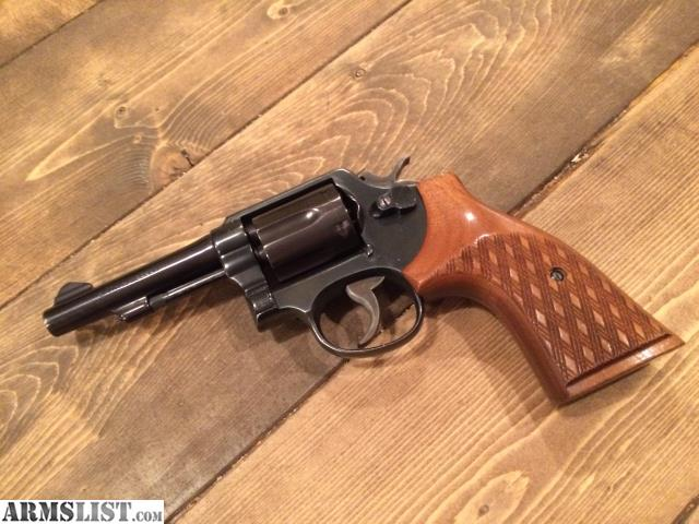 ARMSLIST - For Sale: 1961 Smith and Wesson  38 Special Revolver