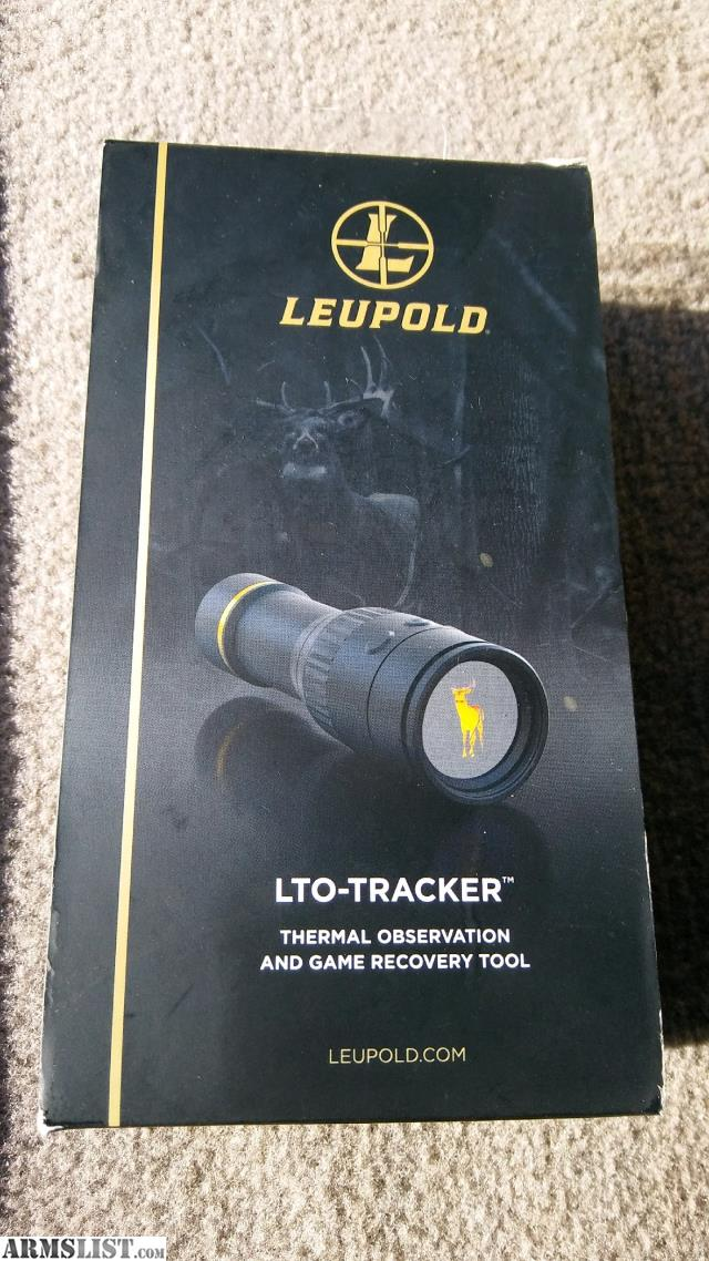 for sale leupold lto thermal tracker