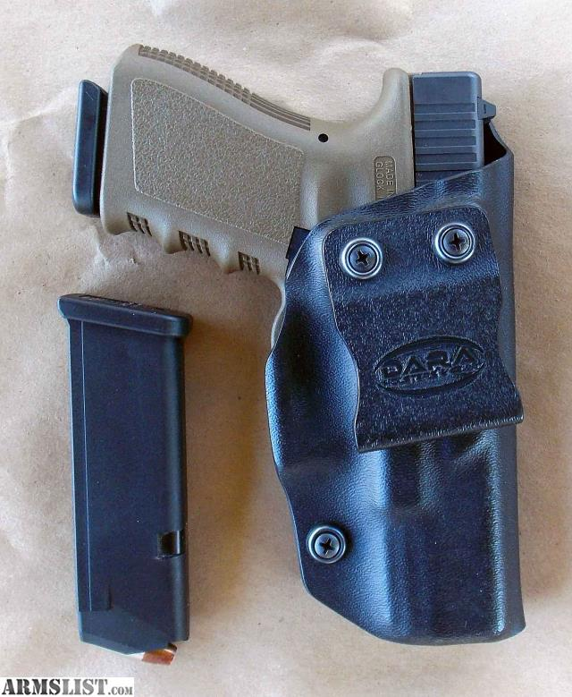 armslist for sale glock 19 gen 4 holsters