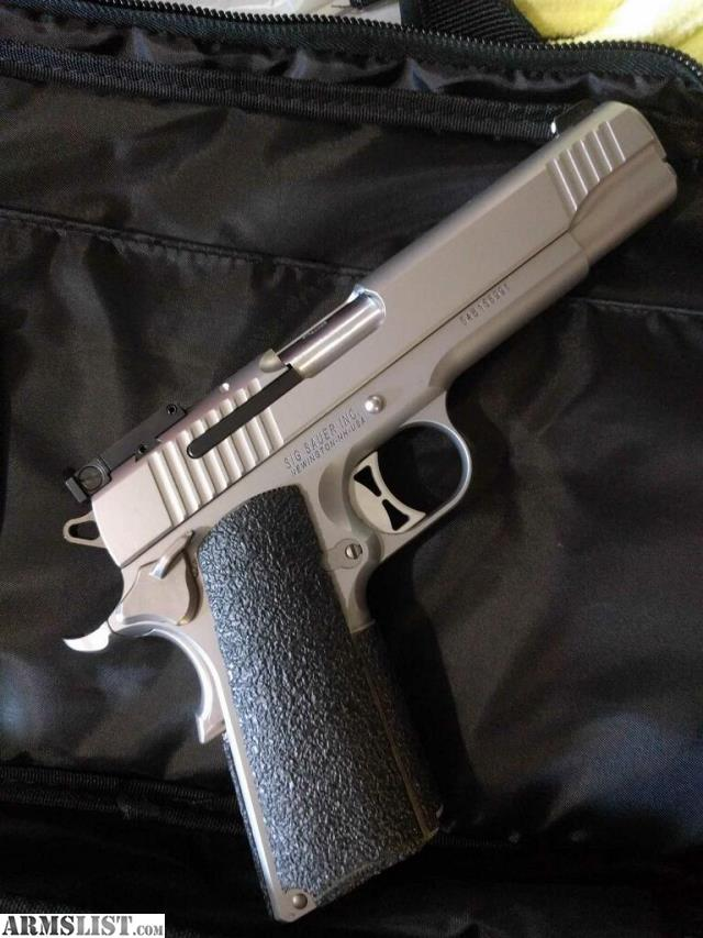 ARMSLIST - For Sale: SIG 1911 9MM