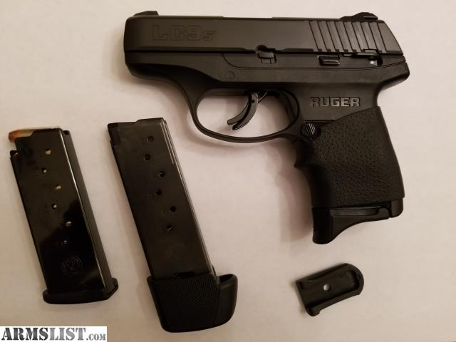 ARMSLIST - For Sale/Trade: Ruger LC9S