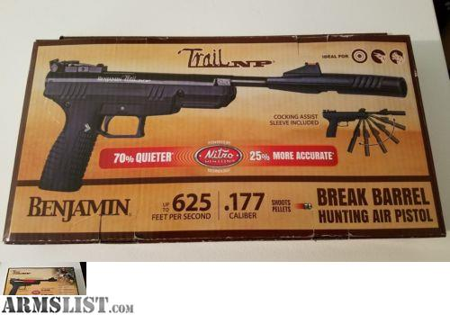 ARMSLIST - For Sale: New Gamo Magnum  22Cal 1300FPS Rifle And A New