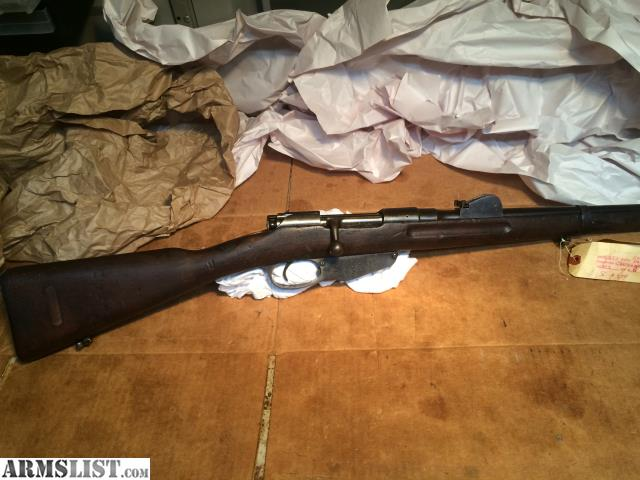 ARMSLIST - For Sale: FS: Dutch Steyr Mannlicher M95 carbine--antique