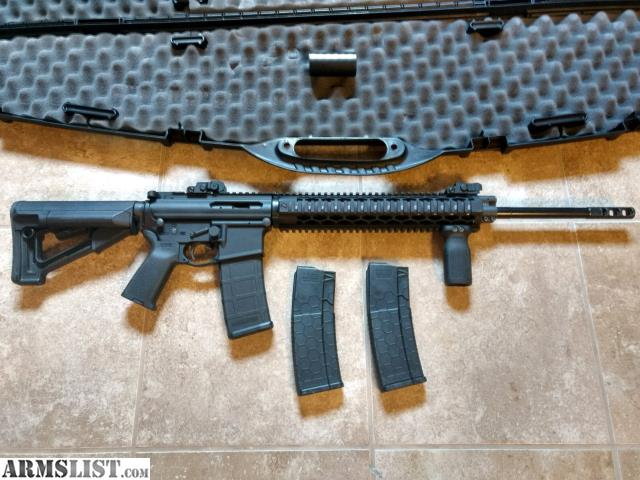 armslist for trade trade my high end ar15 with or without burris