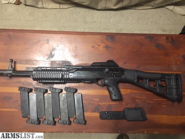 ARMSLIST - For Sale: Hi Point Carbine 45