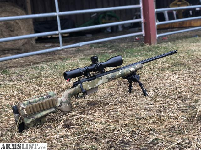 ARMSLIST - For Sale: McMillan A5 with Badger M5 BIG PRICE DROP